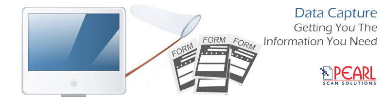 data entry and form scanning