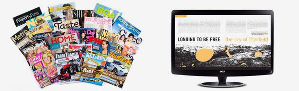 Magazine Scanning